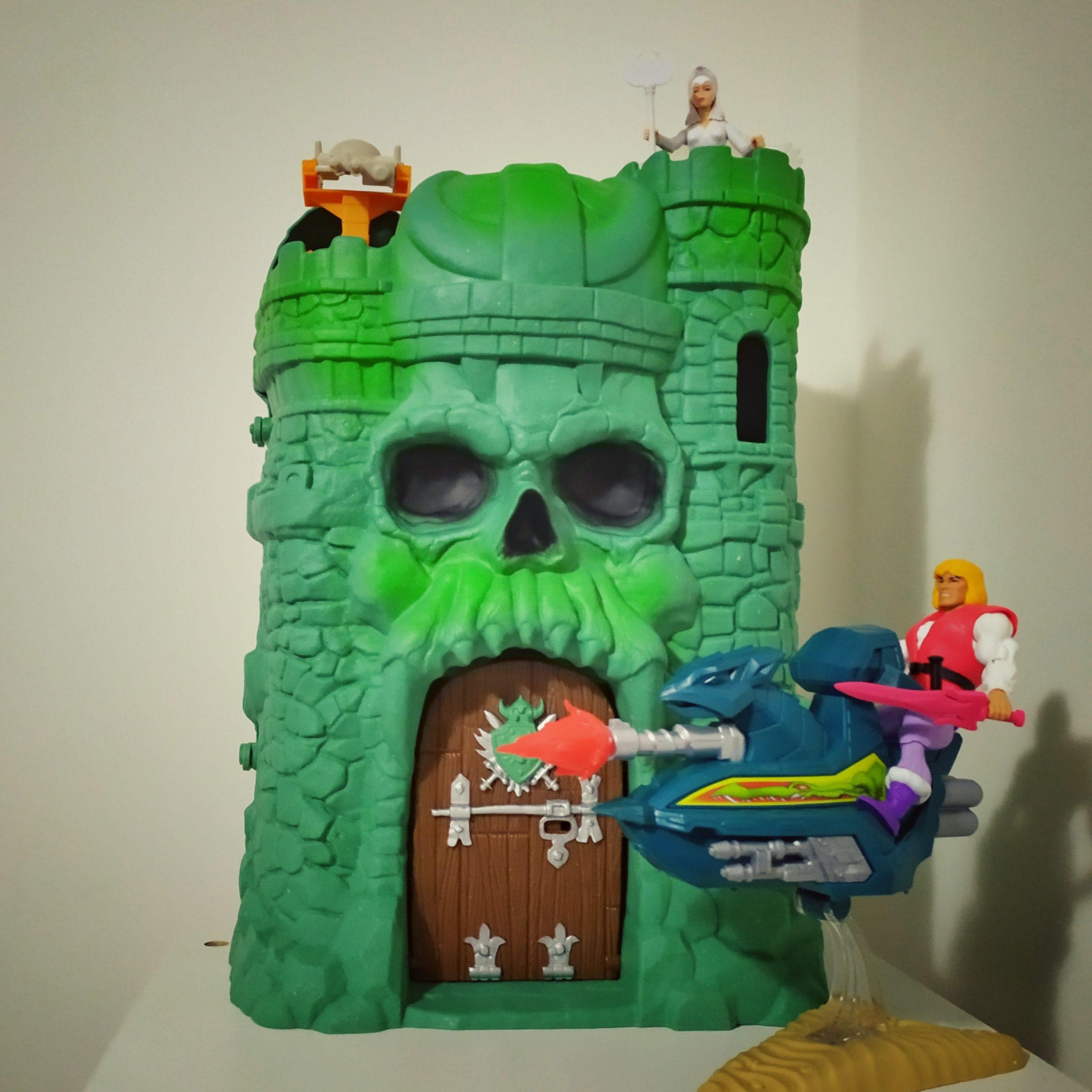 castello di grayskull